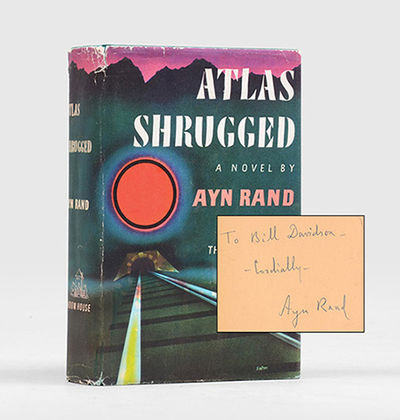 atlas shrugged book report Background synopsis excerpt with adoring fans, rabid critics and very few in  between, why does atlas shrugged evoke such impassioned responses.