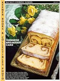 image of McCall's Cooking School Recipe Card: Breads 5 - Vienna Brioche Loaf :  Replacement McCall's Recipage or Recipe Card For 3-Ring Binders : McCall's  Cooking School Cookbook Series