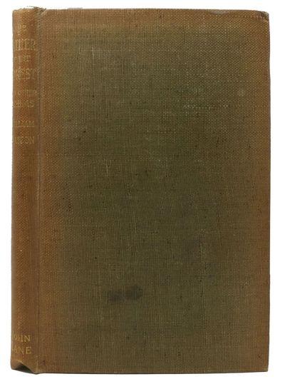 London / Chicago: John Lane / Stone & Kimball, 1895. 1st trade edition (Kramer 57). Green buckram cl...