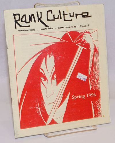 Portland, OR: the zine, 1996. , second issue of the staplebound zine, old price label on cover, ligh...