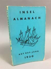 Insel Almanach auf das Jahr 1930