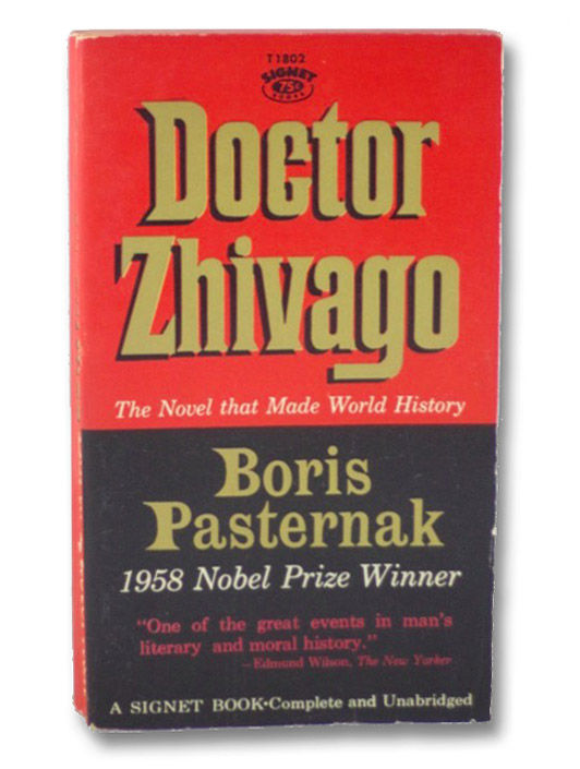 doctor zhivago book report Search for doctor zhivago on amazoncom share this rating title: doctor zhivago (1965) 8 /10 want to share imdb's rating on your own site use the html below.