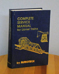 image of Complete Service Manual for Lionel Trains
