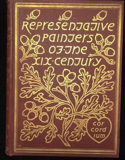 NY: Dutton, 1899. 1st Edition. Hardcover. Very Good+. Dante Gabriel Rossetti, J. W. Turner, James Wh...