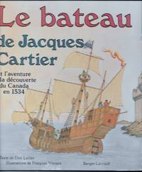 """Le bateau de Jacques Cartier (Collection """" Lecons de choses """" )"""