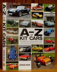 image of A-Z of Kit Cars: The Definitive Encyclopedia of the UK's Kit-Car Industry since 1949