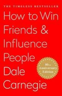 How To Win Friends and Influence People by Dale Carnegie - 2009-07-09 - from Books Express (SKU: 1439167346n)