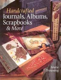 image of Handcrafted Journals, Albums, Scrapbooks and More