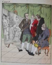 Paris: Chez Saintin, 1813. Wraps. Very Good Minus. 12 mo. 5.5 by 4 inches, 14 by 10 cm. , 42 pp. 32 ...
