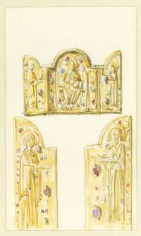 Russian Ecclesiastical and Decorative Art Objects in the Collection of George R. Hann: Watercolor illustrations by A.[ndrey] Avinoff