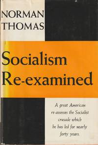 image of Socialism Re-examined
