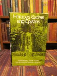 Horace's Satires and Epistles