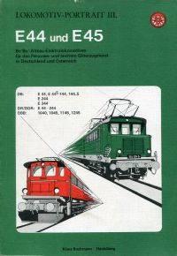 E 44 und E 45.