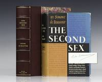image of The Second Sex.