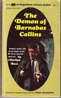 The Demon of Barnabas Collins: Dark Shadows # 8