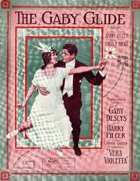 The Gaby Glide   (SHEET MUSIC)