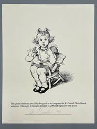 R. Crumb Sketchbook: 1964-mid 1967 (4 volumes in a slipcase)