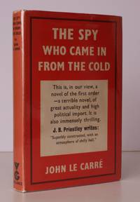 image of The Spy who came in from the Cold. [Seventh Impression]. NEAR FINE COPY IN UNCLIPPED DUSTWRAPPER