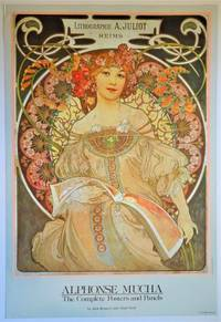 Alphonse Mucha; The Complete Posters and Panels: Promotional Poster