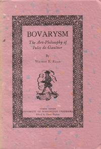 Bovarysm: the Art-Philosophy of Jules De Gaultier