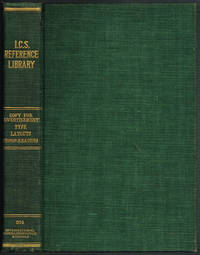 I. C. S. Reference Library: GENERAL DEFINITIONS, COPY FOR ADVERTISEMENTS, CORRECT AND FAULTY...