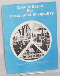Take a stand for peace, jobs & equality