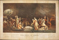 The Court of Death, From the Original Painting, by Rembrandt Peale.   Chromolithograph