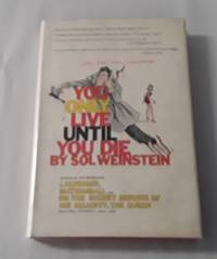 image of You Only Live Until You Die (Hardcover)