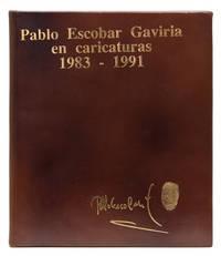 Pablo Escobar Gaviria en Caricaturas 1983-1991