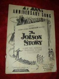 image of ANNIVERSARY SONG The Jolson Story