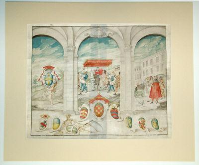 1750. * DBI s.v. Albani; G. Cucco, ed., Papa Albani e le arti a Urbino e a Roma, 1700-1721 (2001).. ...