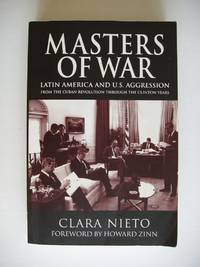 image of Masters of War  -  Latin America and U.S. Aggression from the Cuban Revolution Through the Clinton Years