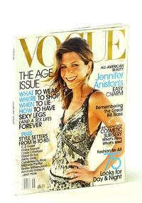 image of Vogue (USA) Magazine, August 2002 - Jennifer Aniston Cover