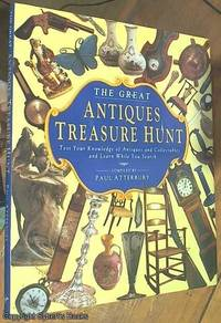 image of The Great Antiques Treasure Hunt ; Test Your Knowledge of Antiques and Collectables and Learn While You Search