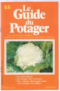image of Choux-fleurs  potager bien entretenu  les dahlias