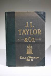 Fall & Winter 1916-17 (cover title, menswear fabric swatch book)