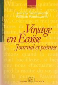 Voyage en Ecosse. Journal et poèmes