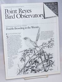image of Point Reyes Bird Observatory. A Quarterly Journal, Number 86, Auturm 1989