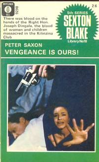 Vengeance is Ours. Sexton Blake Library 5th Series No. 10