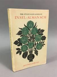Insel-Almanach auf das Jahr 1931