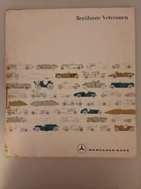Mercedes-Benz: Berühmte Veteranen. Mappe mit 8 Bildtafeln Modelle 1836-1936