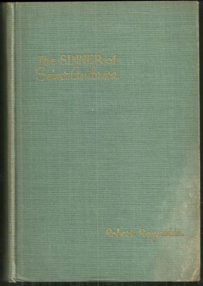SINNER OF SAINT AMBROSE, Reynolds, Robert