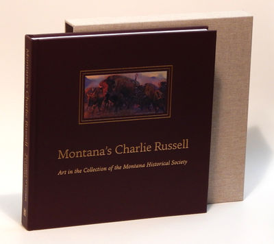 Helena, MT: Montana Historical Society Press, 2014. First Edition. Hardcover. Fine. Square quarto (3...