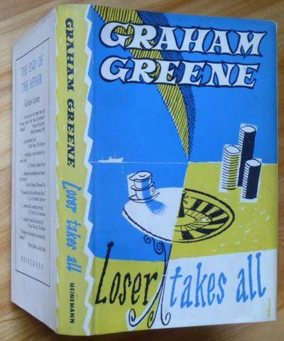 1955. London: William Heinemann Ltd, (1955). Original dark blue cloth lettered in gilt, with dust ja...