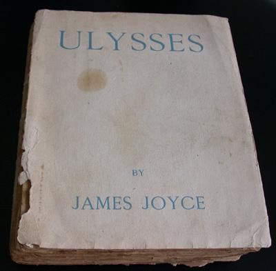 Shakespeare and Company, 1924. 4th Edition. Soft cover. Good. 4th Printing of James Joyce's Ulysses ...