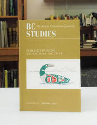image of BC Studies, Perspectives on Aboriginal Culture No. 135, Autumn 2002
