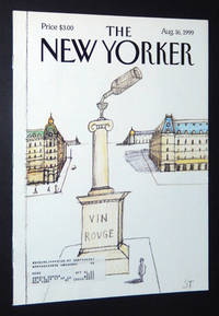 The New Yorker Magazine, August 16, 1999: Irving Penn Portfolio by Penn, Irving; Saul Steinberg - 1999