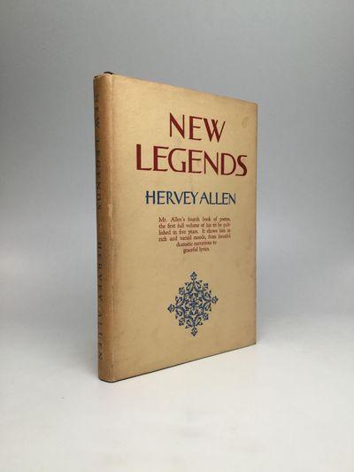New York: Farrar & Rinehart, 1929. First Edition. Hardcover. Very good/Very good. The fourth collect...