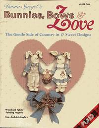 Bunnie's, Bows and Love Book No. 8428