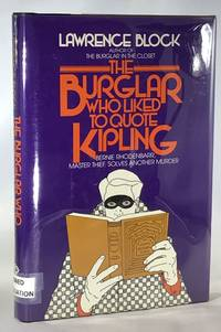 The Burglar Who Liked to Quote Kipling (Association Copy from the Personal Collection of Otto...